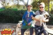 שרה ואריאל באייטם סביבתי