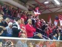כדורסל: ניצחון גדול של הפועל רמת גן גבעתיים בדרבי ועלייתה למקום הראשון….