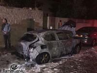 עדכון – רכב נשרף מקצר חשמלי 2 רכבים נוספים נפגעו