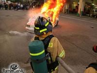 לוחמי האש… בקטנה