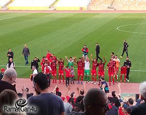 החלום נגוז אפסו (כמעט) סופית סיכויי הפועל רמת גן לעלות לליגת העל.