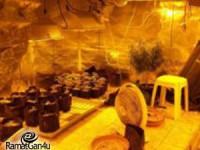 נעצרו מפעילי מעבדת סמים בדירה ברמת גן