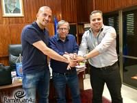 הסכם היסטורי עם קבוצת הכדורסל הפועל רמת גן גבעתיים מהליגה הלאומית