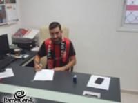 שרון זיסו חתם בהפועל רמת גן
