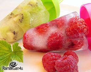 פירות קפואים לשייקים