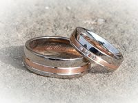 טבעת יפהפייה אך לא כל הנוצץ זהב