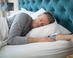 ישנים טוב בלילה בזכות התקן אוראלי