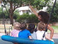 על גן מאפשר לילדוּת מאושרת כבר שמעתם? הכירו את בית על העץ