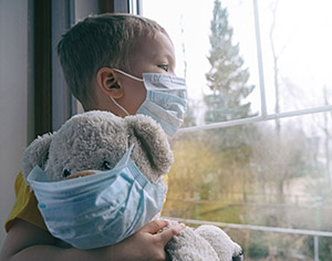 חרדות בקרב ילדים בזמן קורונה